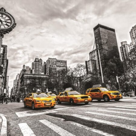 Fotomural Taxis New York 1171 VE