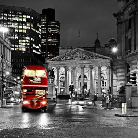 Fotomural Londres Autobús 196 VE