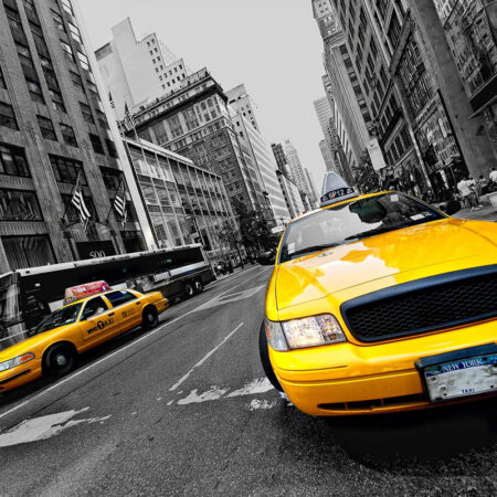 Fotomural Taxis New York 2766 VE