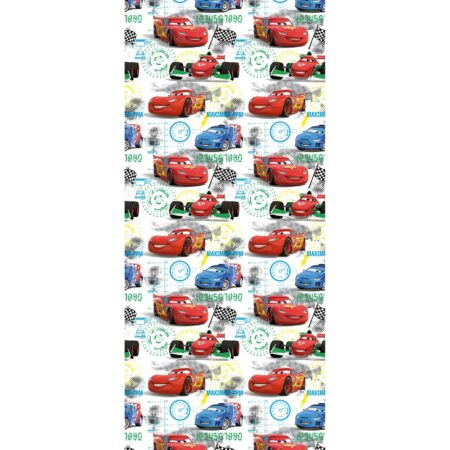 Papel Pintado Cars2 WPD 9701