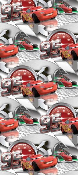 Papel Pintado Cars2 WPD 9704