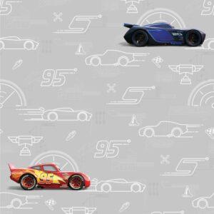 Papel Pintado Cars3 WPD9752