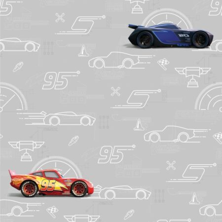 Papel Pintado Cars3 WPD9752