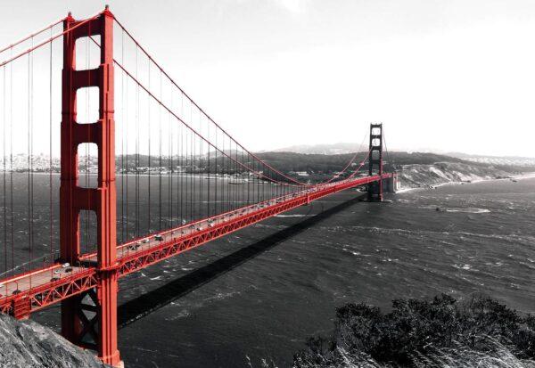 El Fotomural Puente de San Francisco 154 VE