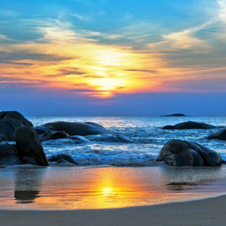 Fotomural Playa al Amanecer 170 VE