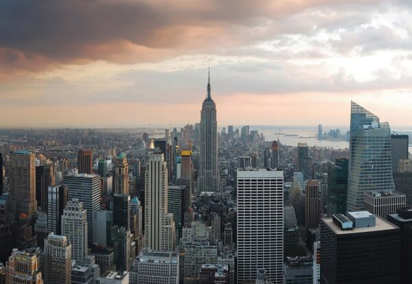 Fotomural Skyline New York 133 VE