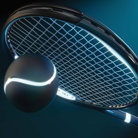 Fotomural Raqueta Tenis 1617 VE