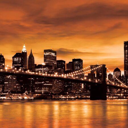 Fotomural Puente Brooklyn 228 VE