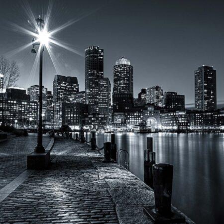 Fotomural Boston Norturno 275 VE