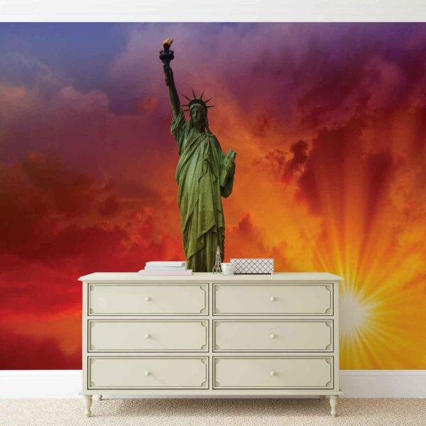 Fotomural Estatua de la Libertad 850 VE