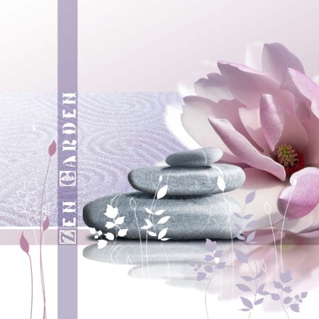 Fotomural Zen Garden 054 VE