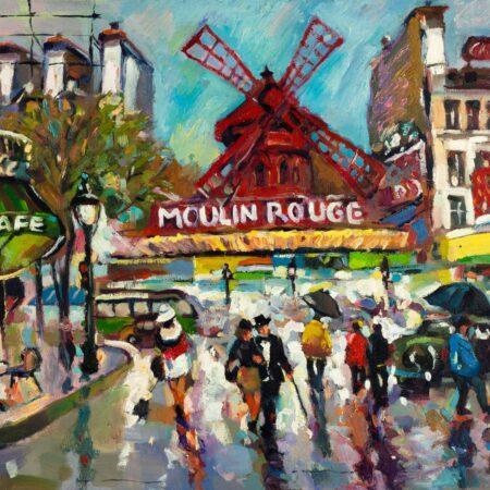 Fotomural Moulin Rouge 168 VE