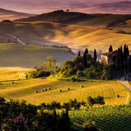 Fotomural Paisaje de la Toscana 169 VE