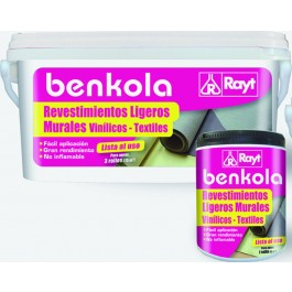 BENKOLA Cola vinílica al uso