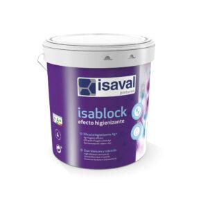 Isablock efecto higienizante