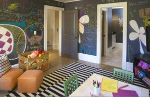 Pintura de Pizarra una nueva forma de decorar