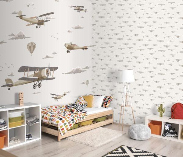 Sambori biplane 135-1