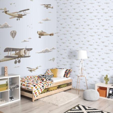 Sambori biplane 135-2